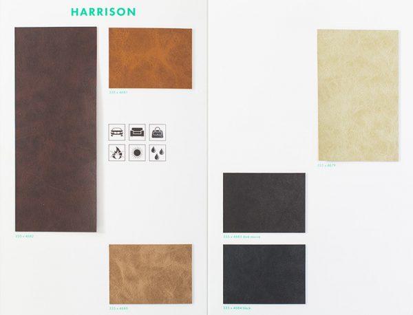 PVC umetno usnje Harrison